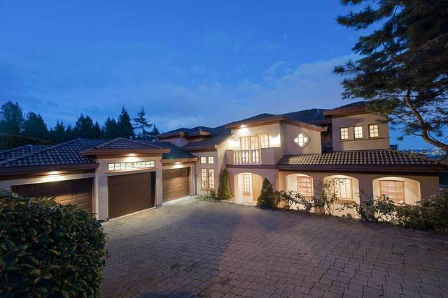 1482 Chippendale Road, West Vancouver, BC V7S 3G6 (#R2436087) :: Initia Real Estate
