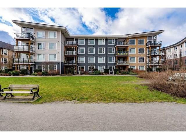 23255 Billy Brown Road #308, Langley, BC V1M 0C8 (#R2436527) :: Homes Fraser Valley