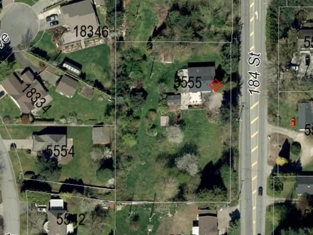 5555 184 Street, Surrey, BC V3S 1E1 (#R2436595) :: Ben D'Ovidio Personal Real Estate Corporation | Sutton Centre Realty