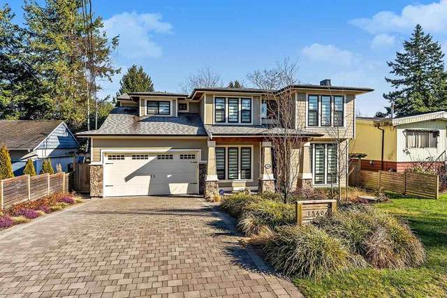 1560 Maple Street, White Rock, BC V4B 4N5 (#R2436597) :: Ben D'Ovidio Personal Real Estate Corporation | Sutton Centre Realty