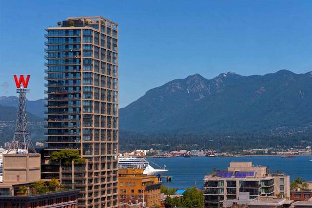 63 Keefer Place #1802, Vancouver, BC V6B 6N6 (#R2436599) :: RE/MAX City Realty