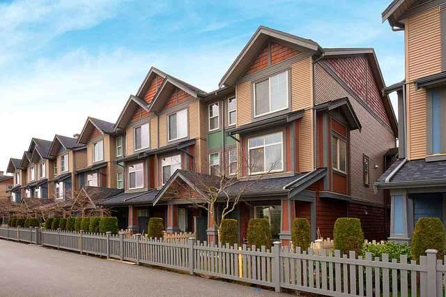 7121 192 Street #8, Surrey, BC V4N 6K6 (#R2436714) :: Homes Fraser Valley