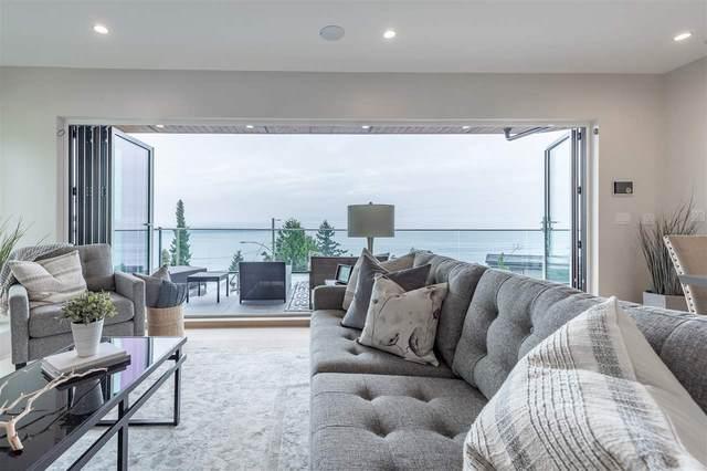 14439 Magdalen Avenue, White Rock, BC V4B 2X5 (#R2436951) :: Ben D'Ovidio Personal Real Estate Corporation | Sutton Centre Realty
