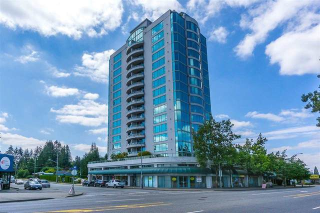 32330 South Fraser Way #1601, Abbotsford, BC V2T 1X1 (#R2437079) :: Homes Fraser Valley