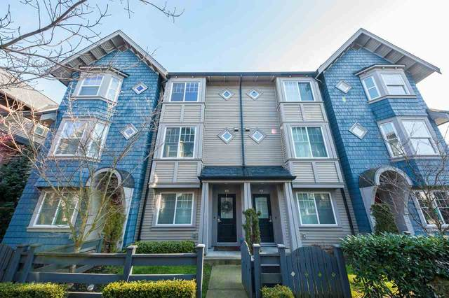6450 187 Street #23, Surrey, BC V3S 2X4 (#R2437105) :: Homes Fraser Valley