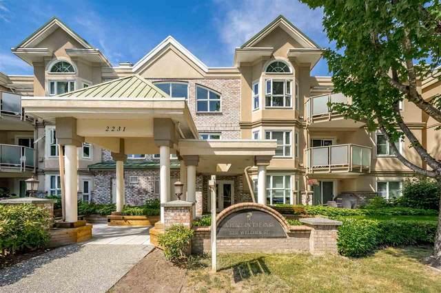 2231 Welcher Avenue #214, Port Coquitlam, BC V3C 6H5 (#R2437121) :: Ben D'Ovidio Personal Real Estate Corporation | Sutton Centre Realty