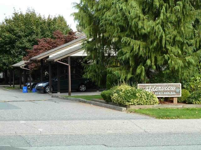 27411 28 Avenue #281, Langley, BC V4W 3V2 (#R2437238) :: Homes Fraser Valley