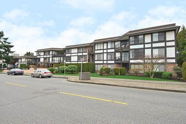 1437 Foster Street #405, White Rock, BC V4B 3X6 (#R2437352) :: Ben D'Ovidio Personal Real Estate Corporation | Sutton Centre Realty