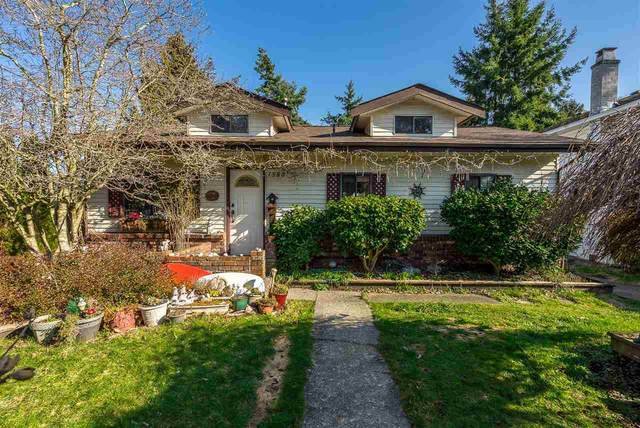 1580 Lee Street, White Rock, BC V4B 4P9 (#R2437426) :: Ben D'Ovidio Personal Real Estate Corporation | Sutton Centre Realty