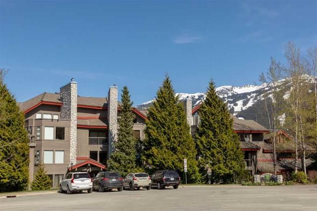 3317 Ptarmigan Place #401, Whistler, BC V8E 0V7 (#R2437478) :: Premiere Property Marketing Team