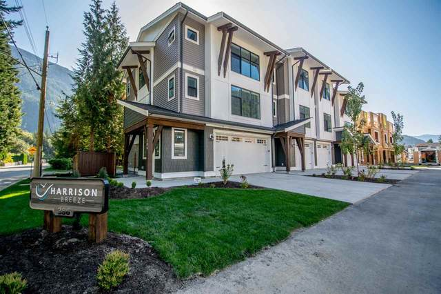 386 Pine Avenue #26, Harrison Hot Springs, BC V0M 1K0 (#R2437610) :: RE/MAX City Realty