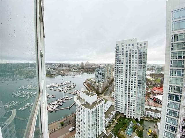 193 Aquarius Mews #2902, Vancouver, BC V6Z 2Z2 (#R2437837) :: RE/MAX City Realty
