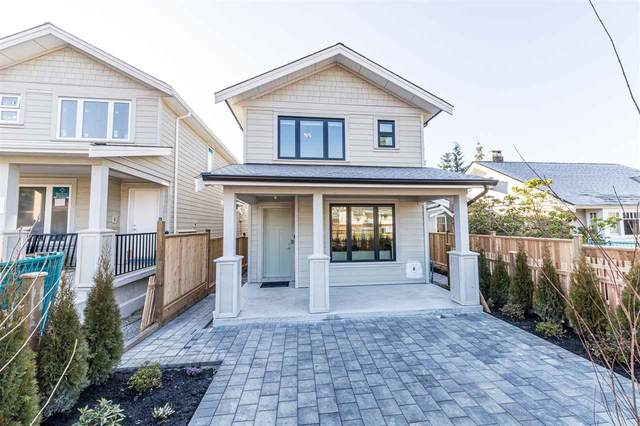 343 E 13TH Street, North Vancouver, BC V7L 2L8 (#R2437942) :: RE/MAX City Realty