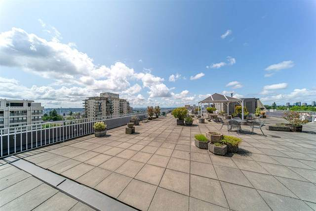615 Belmont Street #706, New Westminster, BC V3M 5Z8 (#R2437991) :: Ben D'Ovidio Personal Real Estate Corporation | Sutton Centre Realty
