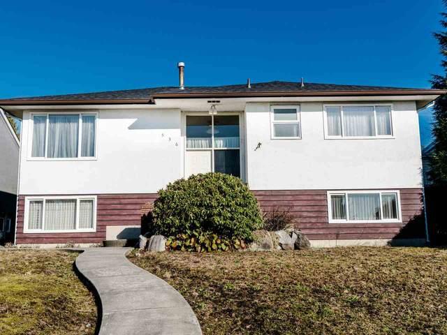536 E 5TH Street, North Vancouver, BC V7L 1M4 (#R2438153) :: Ben D'Ovidio Personal Real Estate Corporation | Sutton Centre Realty