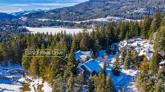3227 Peak Drive, Whistler, BC V8E 0V4 (#R2439578) :: Homes Fraser Valley