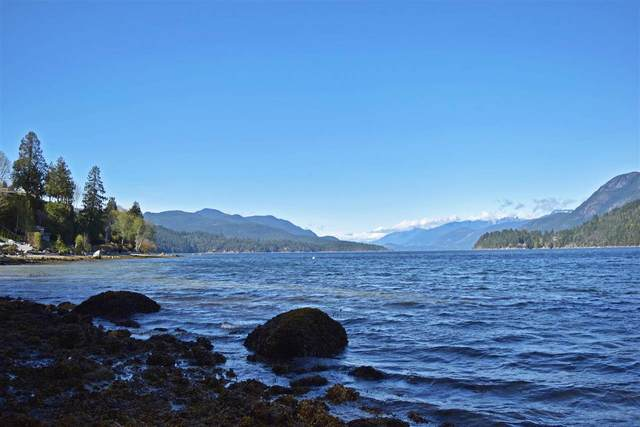 LOT 21 N Gale Avenue, Sechelt, BC V0N 3A5 (#R2441660) :: RE/MAX City Realty
