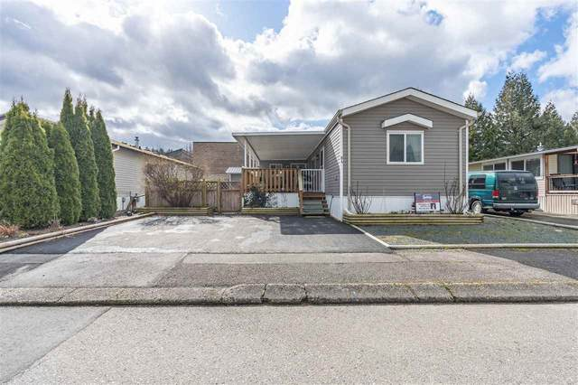 6338 Vedder Road #86, Chilliwack, BC V2R 3R3 (#R2442740) :: Premiere Property Marketing Team