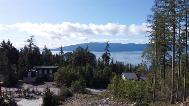 Lot 102 Johnston Heights Drive, Garden Bay, BC V0N 1S1 (#R2442764) :: RE/MAX City Realty