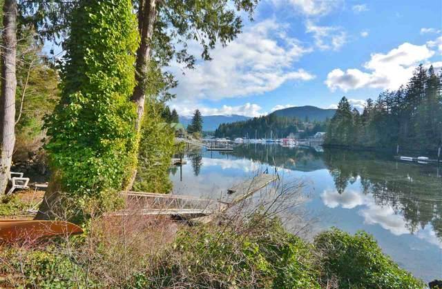 4453 Francis Peninsula Road, Madeira Park, BC V0N 2H1 (#R2443665) :: RE/MAX City Realty