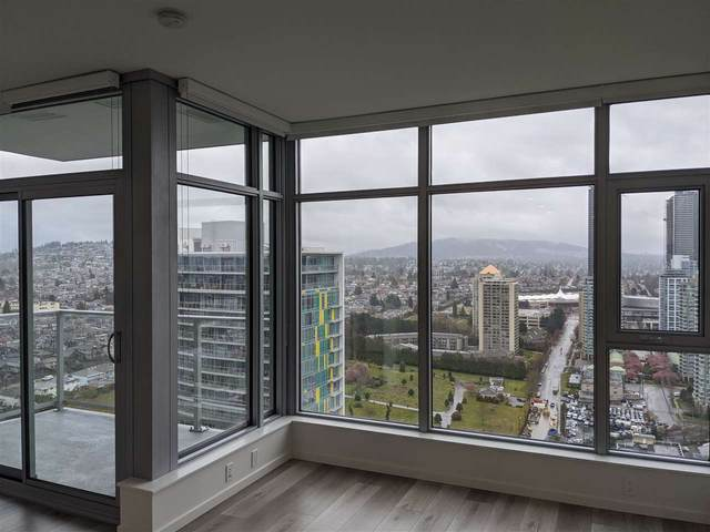 1888 Gilmore Avenue #3302, Burnaby, BC V5C 0L2 (#R2448419) :: 604 Realty Group