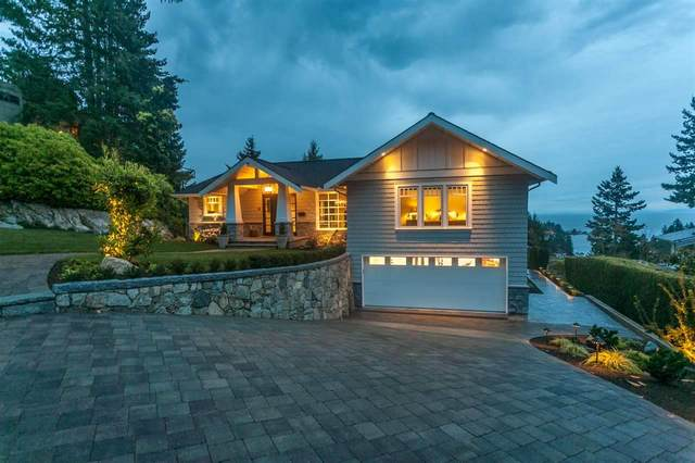 5844 Falcon Road, West Vancouver, BC V7W 1S3 (#R2448567) :: 604 Realty Group