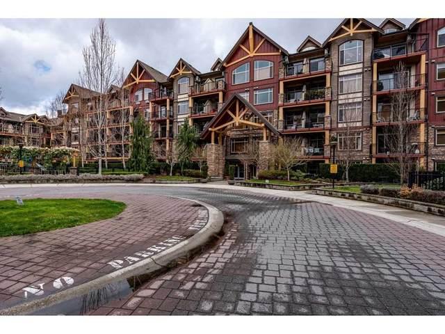 8328 207A Street #355, Langley, BC V2Y 0K5 (#R2448745) :: Premiere Property Marketing Team