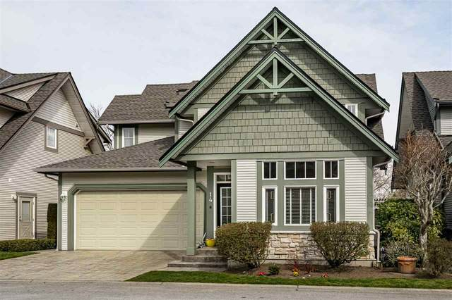 6177 169 Street #14, Surrey, BC V3S 9E8 (#R2448855) :: 604 Realty Group