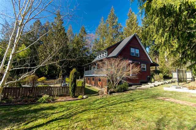 2878 Robinson Road, Roberts Creek, BC V0N 2W4 (#R2448887) :: RE/MAX City Realty