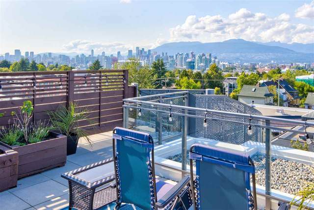 630 E Broadway #410, Vancouver, BC V5T 0J1 (#R2449070) :: 604 Realty Group
