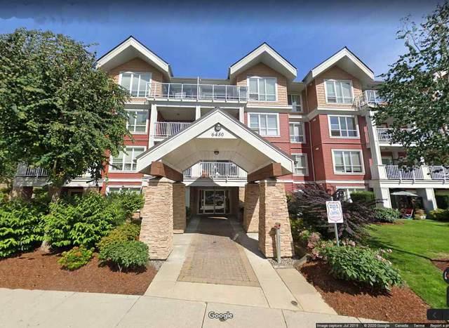 6450 194 Street #410, Surrey, BC V4N 6J8 (#R2449085) :: RE/MAX City Realty