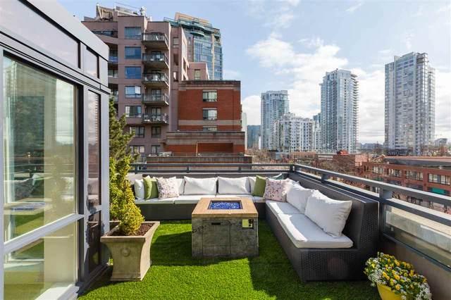 289 Drake Street #507, Vancouver, BC V6B 5Z5 (#R2449098) :: RE/MAX City Realty