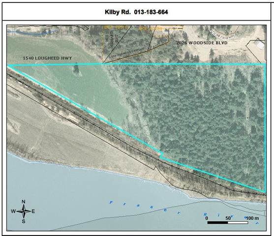 PT S1/2 Kilby Road, Harrison Mills, BC V0M 1L0 (#R2449510) :: 604 Realty Group