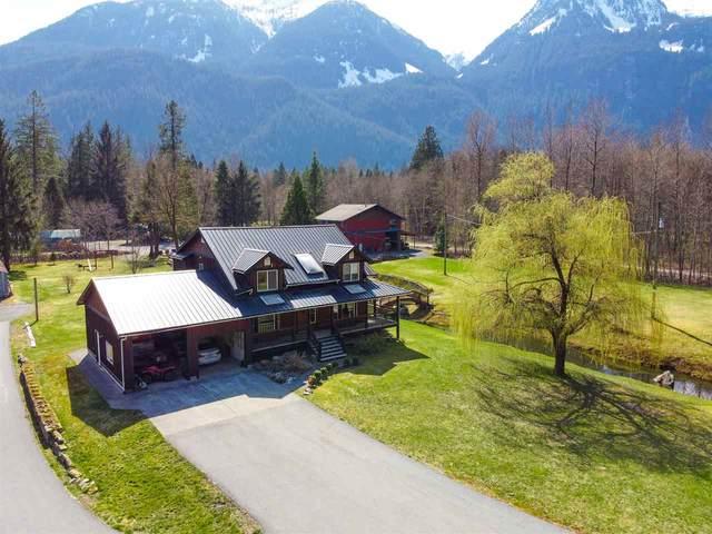 14685 Squamish Valley Road, Squamish, BC V0N 3G0 (#R2450388) :: Premiere Property Marketing Team