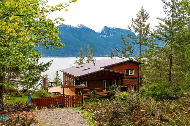 1518 Mount Artaban Road, Gambier Island, BC V0N 1V0 (#R2454777) :: 604 Home Group