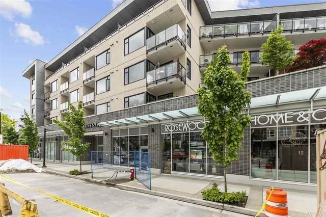 725 Marine Drive #316, North Vancouver, BC V7M 0G2 (#R2456448) :: 604 Realty Group