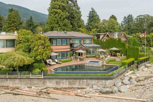 4360 Ross Crescent, West Vancouver, BC V7W 1B2 (#R2456659) :: 604 Realty Group