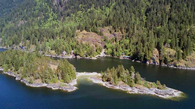 Lot 6 Twin Islands, Port Moody, BC V0V 0V0 (#R2457559) :: Ben D'Ovidio Personal Real Estate Corporation | Sutton Centre Realty