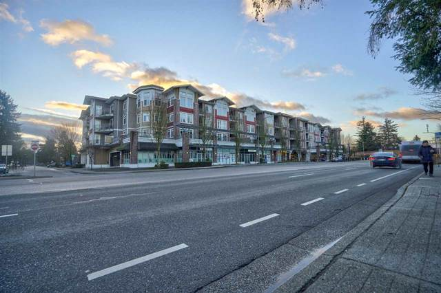 12350 Harris Road #310, Pitt Meadows, BC V3Y 0C5 (#R2457869) :: Ben D'Ovidio Personal Real Estate Corporation | Sutton Centre Realty