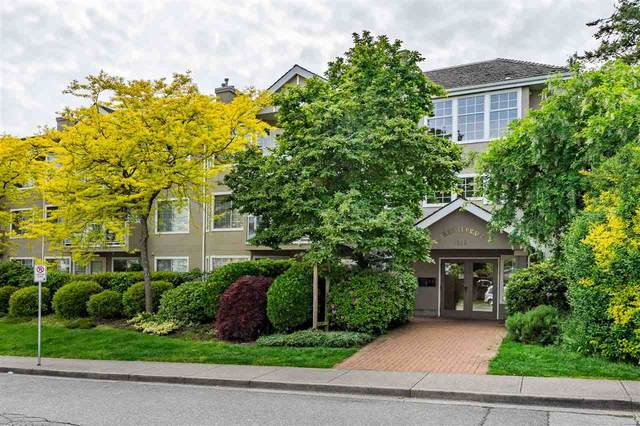 1369 George Street #205, White Rock, BC V4B 4A1 (#R2458230) :: Ben D'Ovidio Personal Real Estate Corporation | Sutton Centre Realty