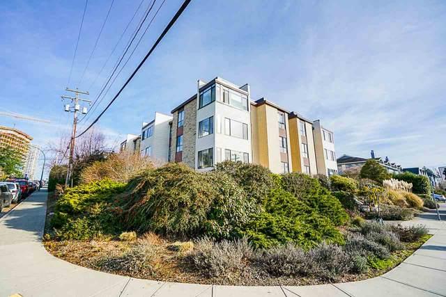 15265 Roper Avenue #203, White Rock, BC V4P 1N4 (#R2458231) :: Ben D'Ovidio Personal Real Estate Corporation | Sutton Centre Realty