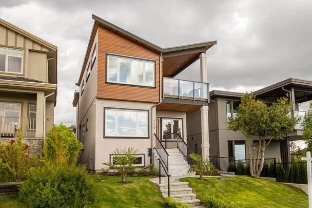 140 Ranelagh Avenue, Burnaby, BC V5B 3N3 (#R2458930) :: Ben D'Ovidio Personal Real Estate Corporation | Sutton Centre Realty