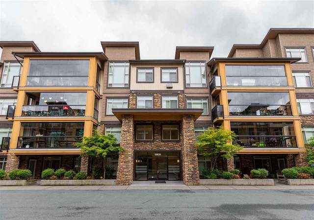 12635 190A Street #215, Pitt Meadows, BC V3Y 0E8 (#R2458938) :: Ben D'Ovidio Personal Real Estate Corporation | Sutton Centre Realty