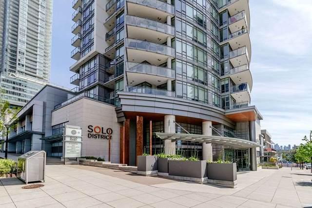 2008 Rosser Avenue #2405, Burnaby, BC V5C 0H8 (#R2459107) :: Ben D'Ovidio Personal Real Estate Corporation | Sutton Centre Realty