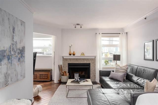 1350 W 6TH Avenue #8, Vancouver, BC V6H 1A7 (#R2459338) :: Ben D'Ovidio Personal Real Estate Corporation   Sutton Centre Realty