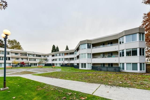 9635 121 Street #208, Surrey, BC V3V 7L8 (#R2459622) :: RE/MAX City Realty