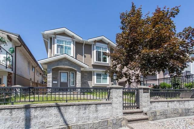 3857 Parker Street, Burnaby, BC V5C 3B5 (#R2460448) :: RE/MAX City Realty