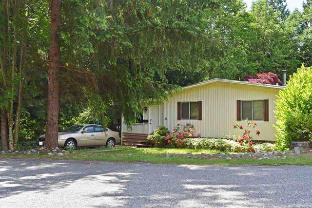 1123 Flume Road #33, Roberts Creek, BC V0N 3A2 (#R2462027) :: RE/MAX City Realty