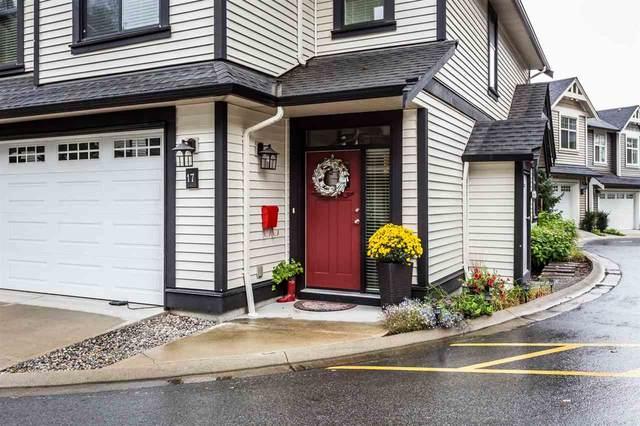 35298 Marshall Road #17, Abbotsford, BC V3G 0E2 (#R2462120) :: Premiere Property Marketing Team