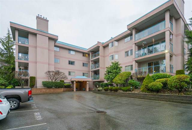 33110 George Ferguson Way #302, Abbotsford, BC V2S 2L5 (#R2462296) :: Premiere Property Marketing Team